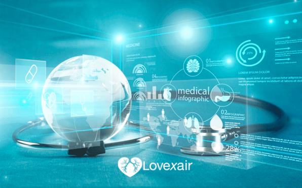 La digitalización de la salud es un reto a nivel mundial.