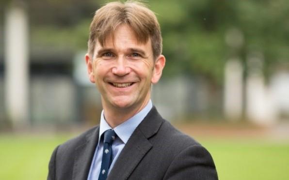 Antony Spencer, CEO Mill Hill School Foundation
