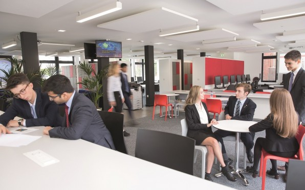 The Sixth Form Centre at Mill Hill