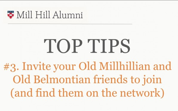 story image for Top Tips 3 - Invite Friends & Find Friends