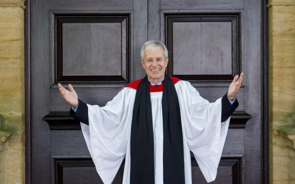 Rev Dr Richard Warden