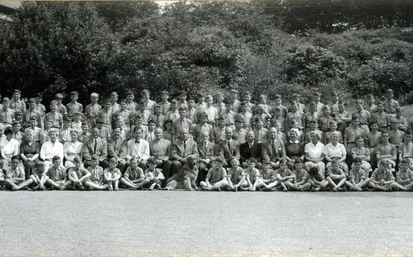 Mount House 1960