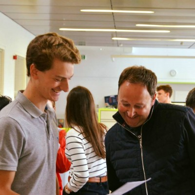Gallery - A Level Results 2017
