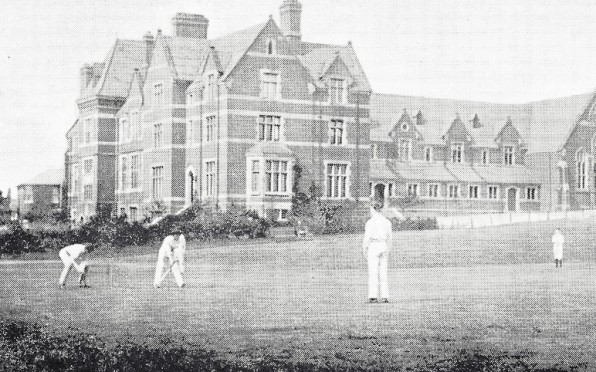 The Lower Cricket Ground in the 1890s