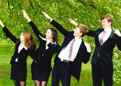 Gallery - 2010 Prefect Team