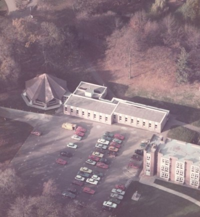 Gallery - Aerial Shots of the School