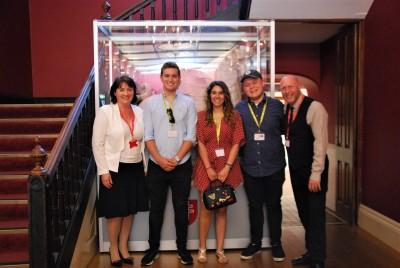 Gallery - Alumni Politics Visit