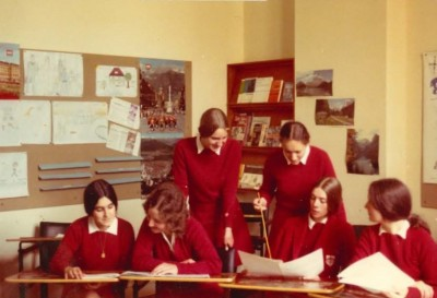 Gallery - German Pupils 1967 - 85