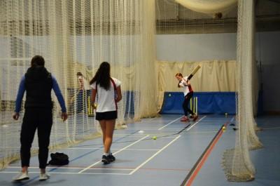 Gallery - Girls' Cricket Academy