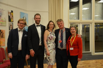 Gallery - Kayleigh McEvoy & Friends from the Guildhall School of Music and Drama