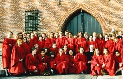 Gallery - Liturgical Choir Tour 1992