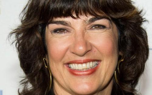Christiane Amanpour CBE