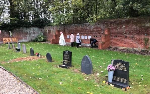 School Cemetery