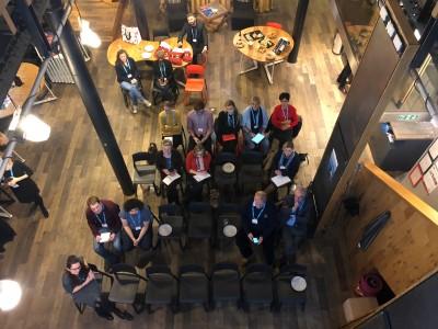 Image - ToucanTech London Networking Event 2018