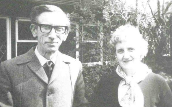 Jean & Linden Huddlestone