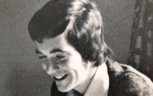 David Anstead photo @1974