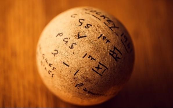 The 1961 Match Ball