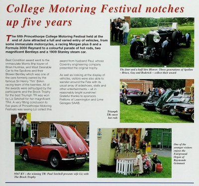 Gallery - TBT Motoring Festival Images