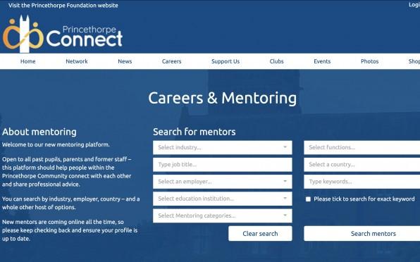 Mentoring Platform Launches