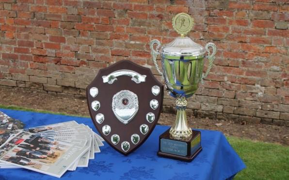 The Alex Wallis Memorial Shield and the John Shinkwin Trophy