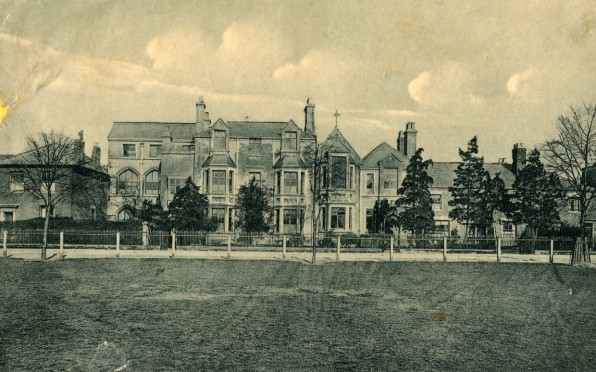 St Joseph's Convent School at Gosford Green. Image courtesy of the Union of the Sisters of Mercy GB