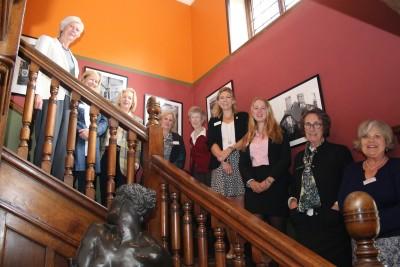 Gallery - Watts Portrait Adoption Event