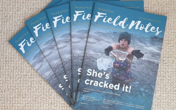 Field Notes 2020 - Old Girls' Magazine