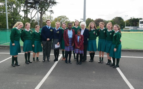 Holy Child Pupils from 3 different networks of schools!