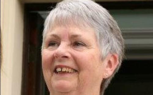 Mrs Jean Hill-Former Headmistress