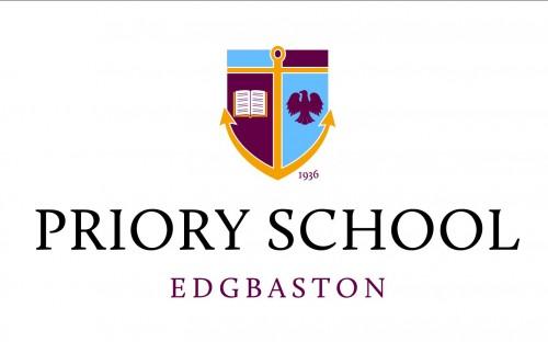 Priory School logo