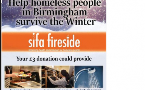 SIFA Fireside Campaign