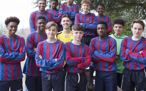 Priory School, 2018 U16 Shield Winners
