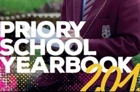 The Priory School 2015 Yearbook is now available!