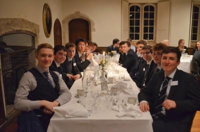 Gallery - Cambridge Dinner 2020
