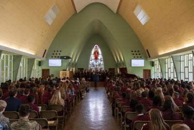 Gallery - Middle School Prize Giving 2019