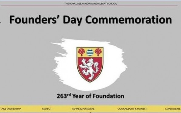 Founders' Day Commemoration