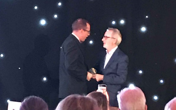 story image for Headmaster 'Proud' of Award from BSA
