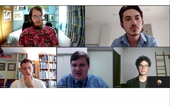 Alumni Discussion Panel