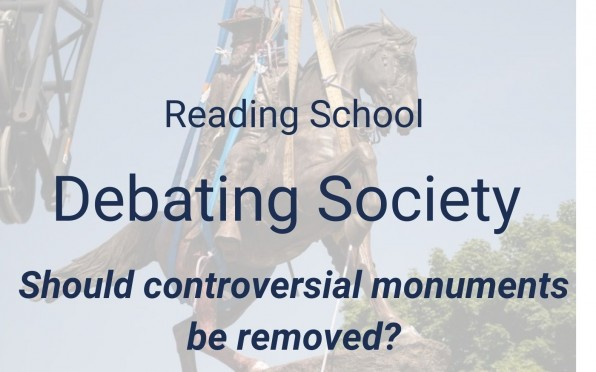 Friday's motion: Should controversial monuments be removed?