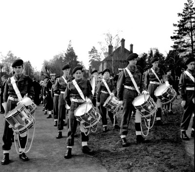 Image - CCF Dartmoor 1966 Please submit photos to alumni@rgshw.com. Additions very welcome.