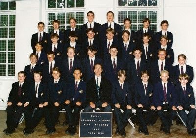 Image - Class Photos Please submit photos to alumni@rgshw.com. Additions very welcome.
