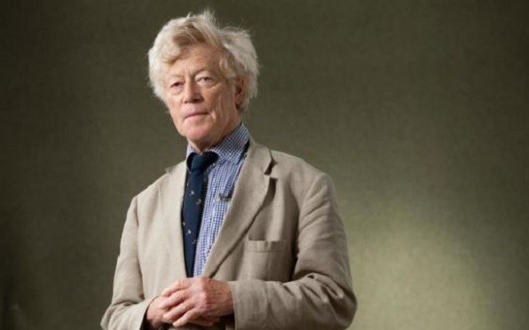 Sir Roger Scruton, FBA, FRSL, philosopher, he died on 12 January 2020.