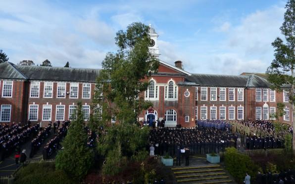 RGS Community Honour the Fallen