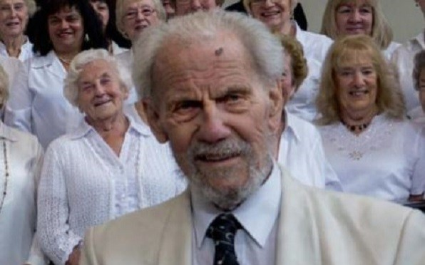 Kennington musical director Trevor Cowlett was awarded the MBE.