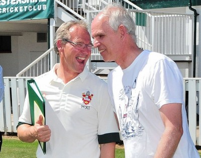 Gallery - Alumni Cricket Match & Retirement of Messrs Wilkinson and Shorrocks 2018