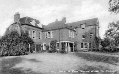 Gallery - Archive Photos - RGSW School Buildings