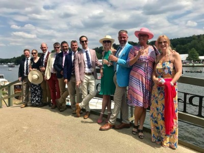 Gallery - Henley Royal Regatta 2018