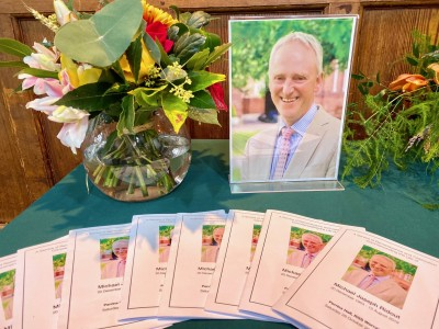 Gallery - Mike Ridout Memorial Service