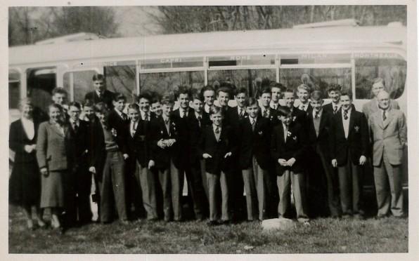 France Trip 1952