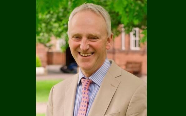 Mike Ridout (RGS 1978-2014)